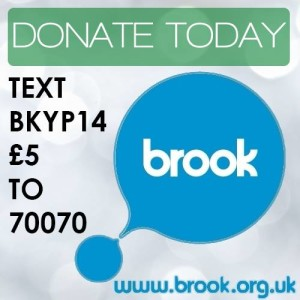 Donate to Brook