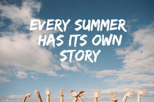 Farewell to Summer