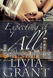 cover of Expecting It All by Livia Grant