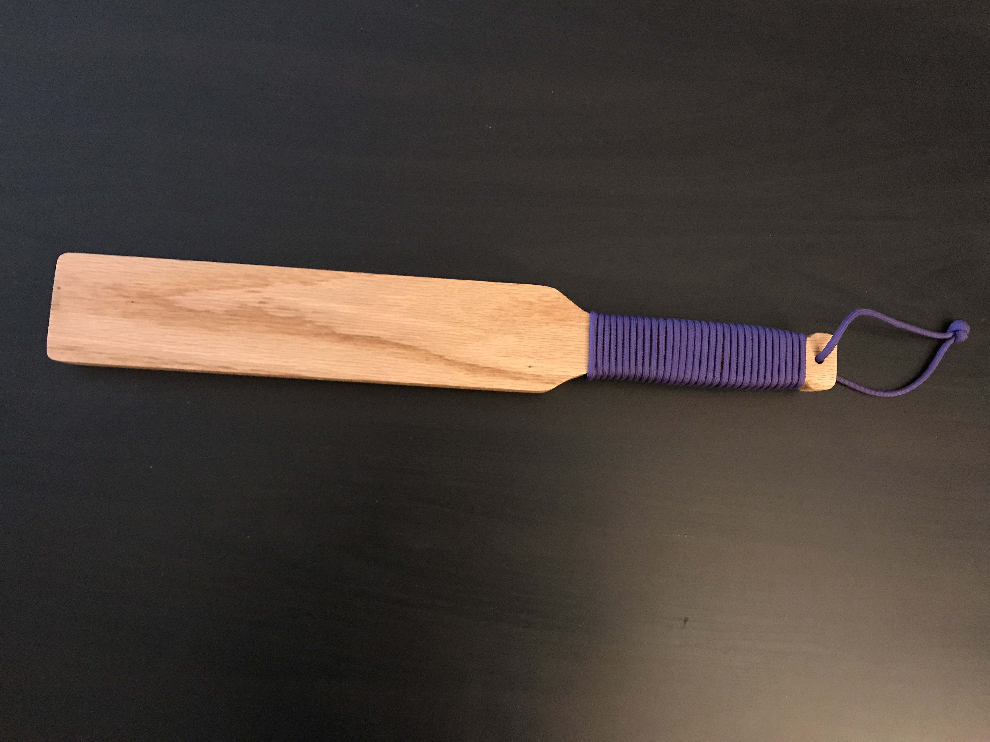 Large Read Oak Paddle