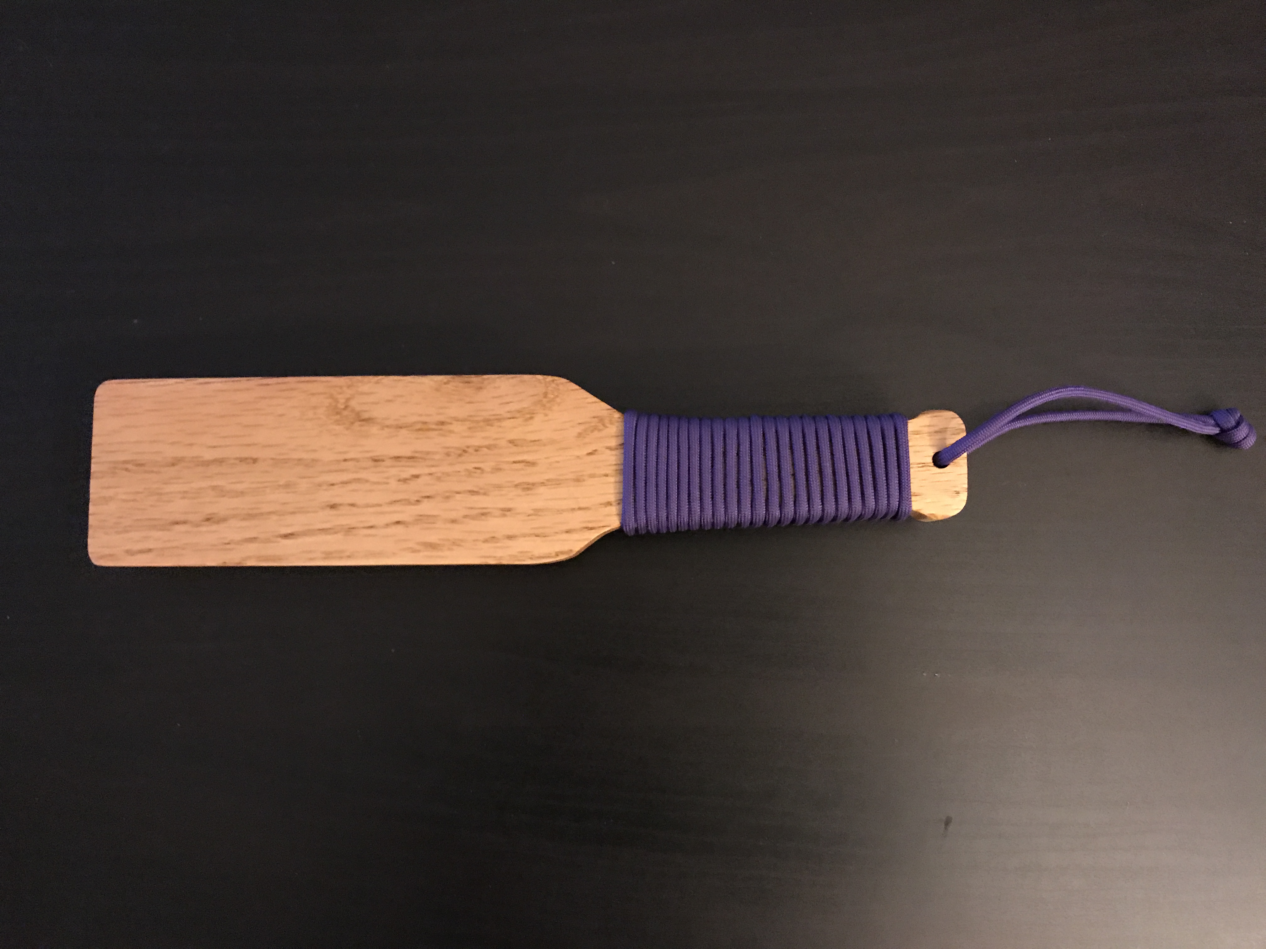 Small Red Oak paddle
