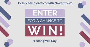 Celebrate Erotica with Noveltrove and a Giveaway