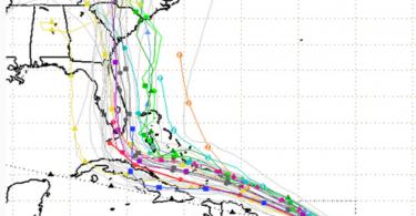 spaghetti models of hurricane irma feels like hurricane porn