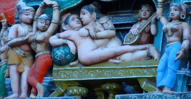 two Indian gods having sex and saying fuck me