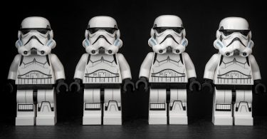 in my memory ever ex looks the same like a stormtrooper