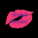 Sinful Sunday badge