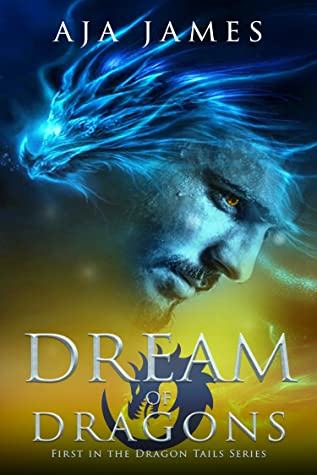 book cover for Dream of Dragons by Aja James